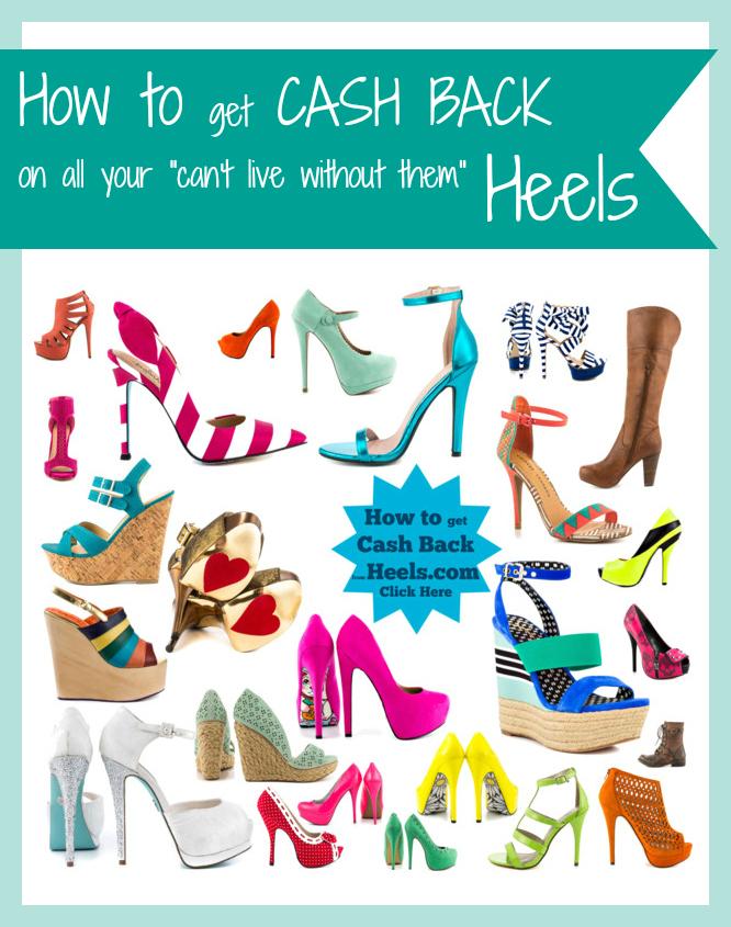Heels.com Cash Back