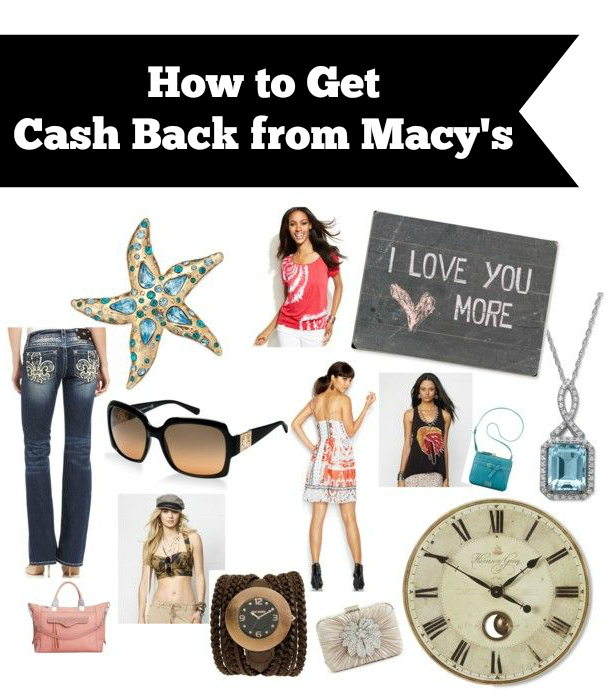 How to Get Cash Back from Macy's