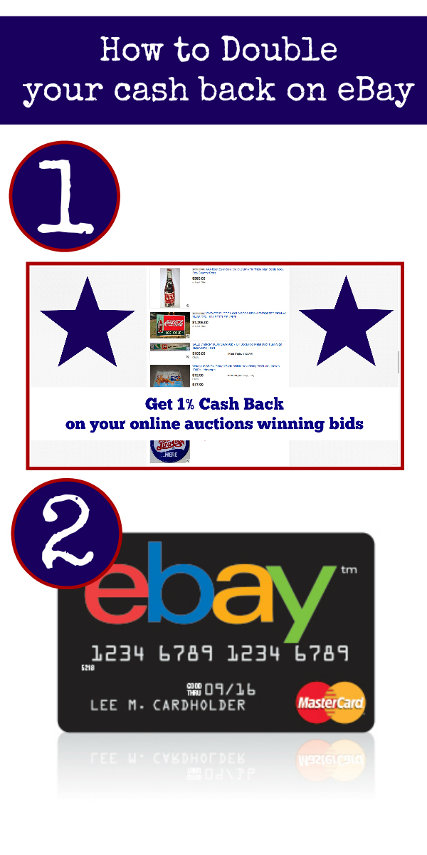 eBay Double Cash Back